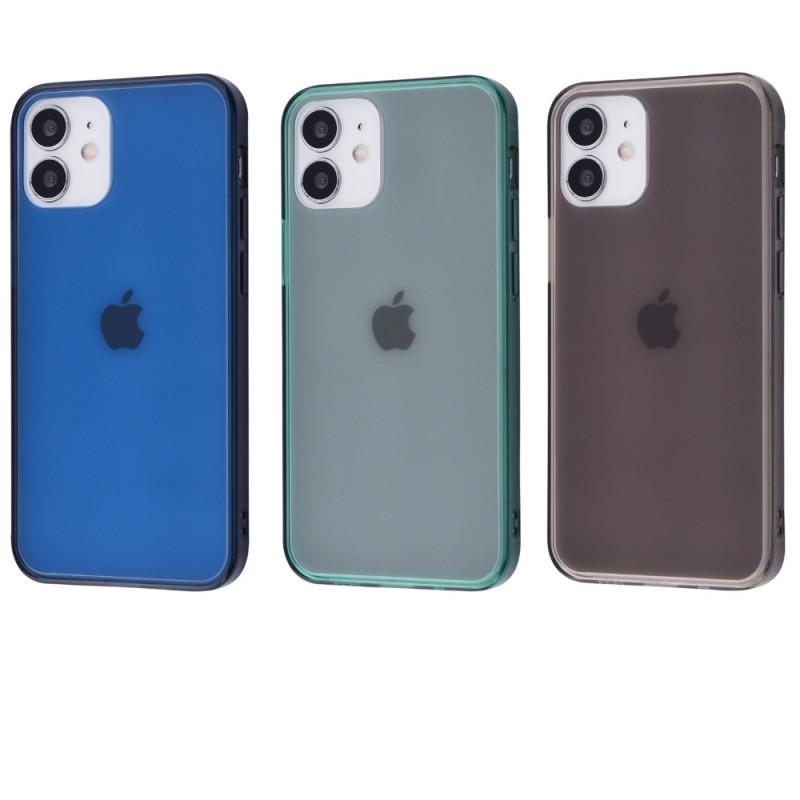 Baseus Frosted Glass Protective Case iPhone 12 mini - Купить в Украине за 629 грн