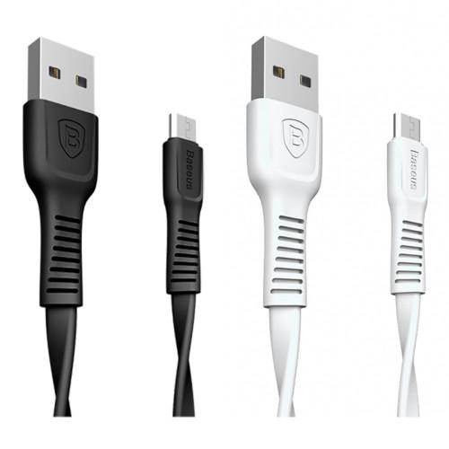 Купить Кабель Baseus Tough Series Micro USB 2.0A (1m) — Baseus.com.ua