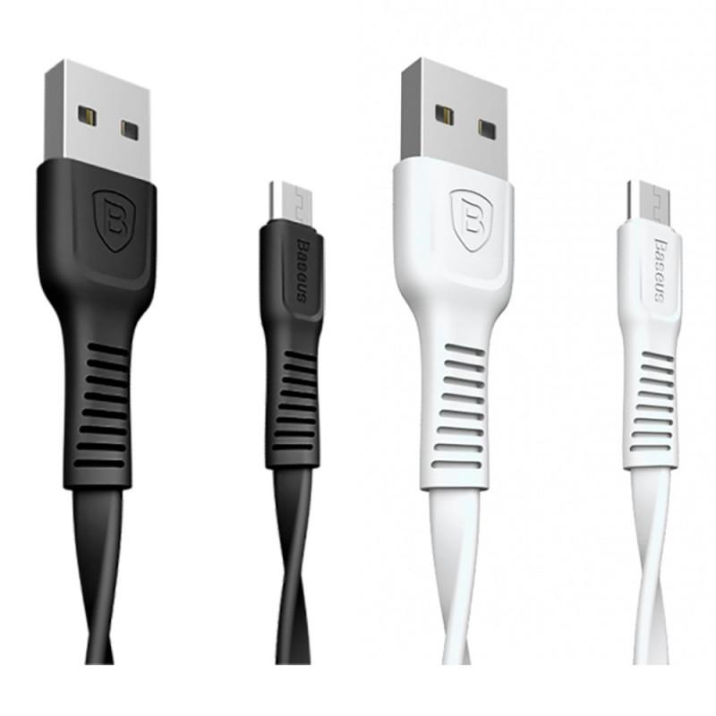 Кабель Baseus Tough Series Micro USB 2.0A (1m) - Купить в Украине за 139 грн