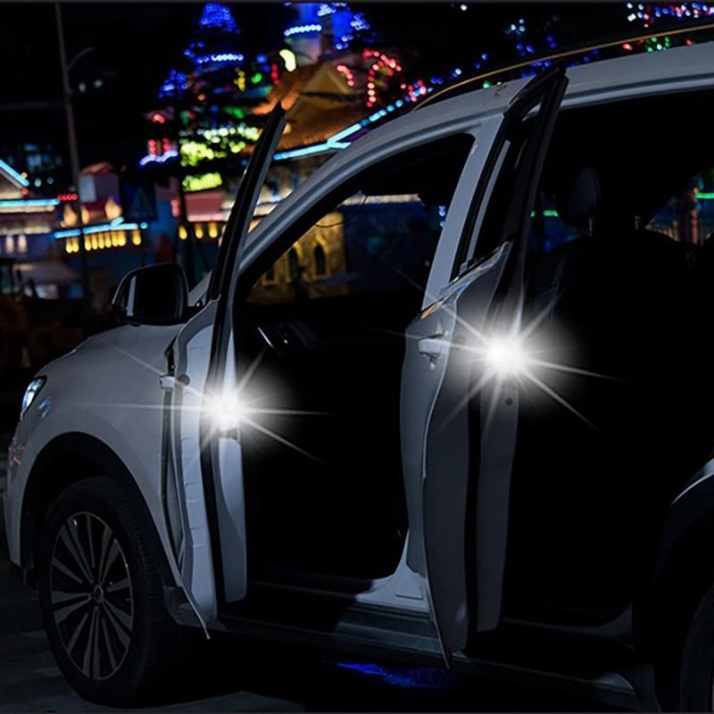 Дверная Автомобильная Лампа Baseus Warning Light (2pcs/pack) - Купить в Украине за 219 грн - изображение №4