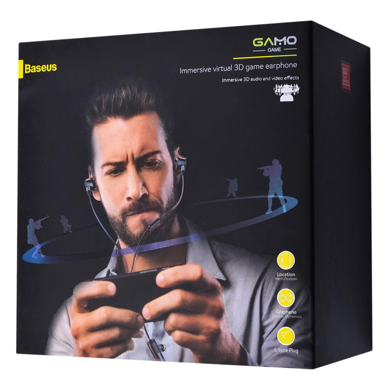 Наушники Baseus Immersive Virtual 3D Gaming H08 - Купить в Украине за 1419 грн - изображение №2