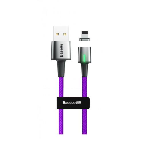 Купить Кабель Baseus Zinc Magnetic Lightning 2.4A (1m) — Baseus.com.ua