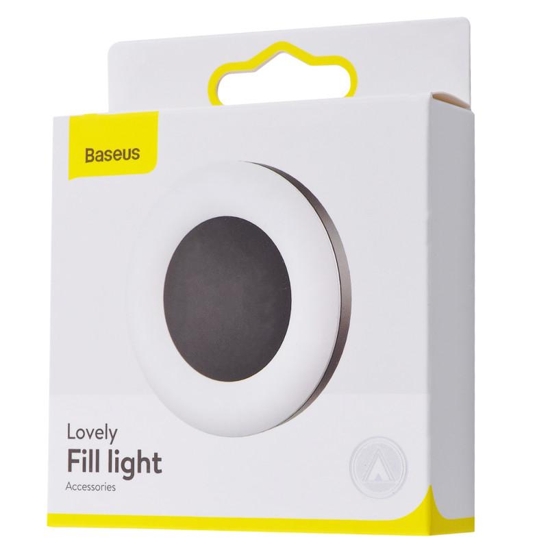 LED кольцо Baseus Lovely Fill Light - Купить в Украине за 269 грн - изображение №2