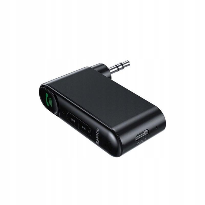 Адаптер AUX Baseus Qiyin Car Bluetooth Receiver - Купить в Украине за 379 грн - изображение №6