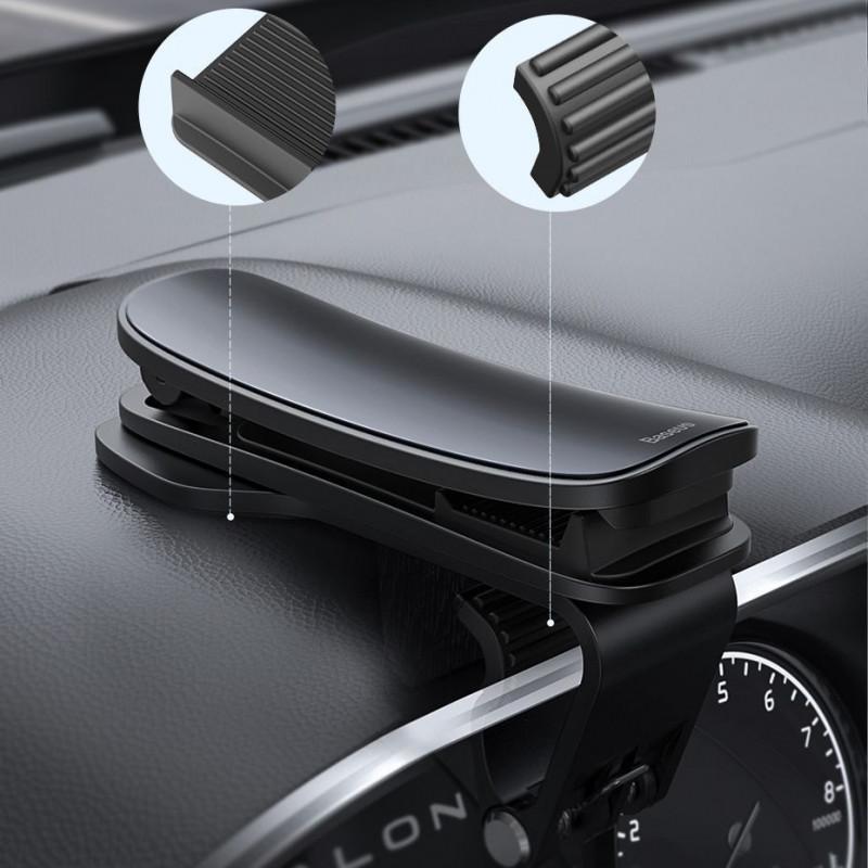 Автодержатель Baseus Big Mouth Pro Car Mount - Купить в Украине за 299 грн - изображение №7