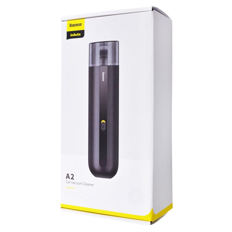 Портативный Пылесос Baseus A2 Car Vacuum Cleaner - Купить в Украине за 1079 грн - изображение №2