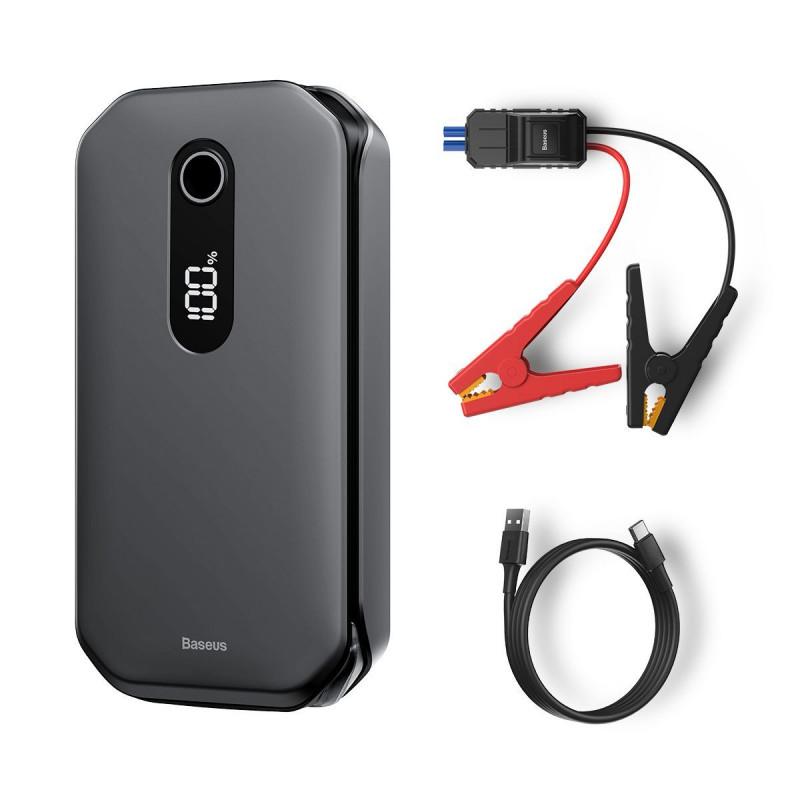 Портативная Батарея Baseus Super Energy Pro Car Jump Starter 12000 mAh - Купить в Украине за 2279 грн - изображение №5