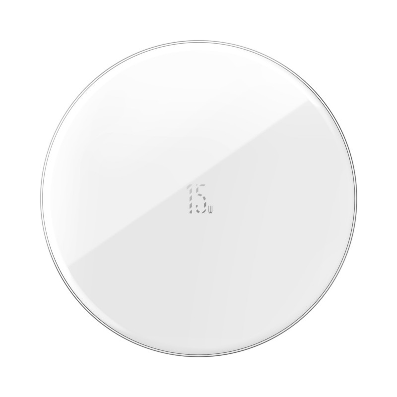 Беспроводное ЗУ Baseus Simple 15W (Type-C version) - Купить в Украине за 619 грн - изображение №8