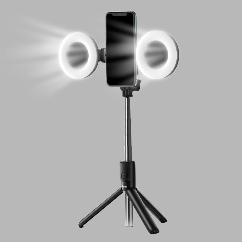 LED кольцо Baseus Lovely Fill Light - Купить в Украине за 269 грн - изображение №3