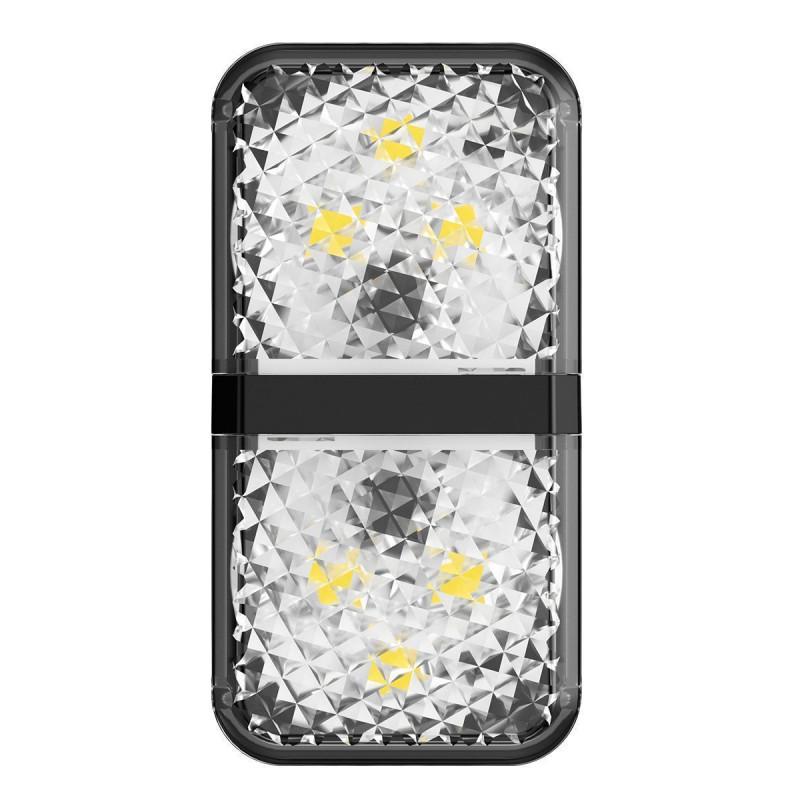 Дверная Автомобильная Лампа Baseus Warning Light (2pcs/pack) - Купить в Украине за 219 грн