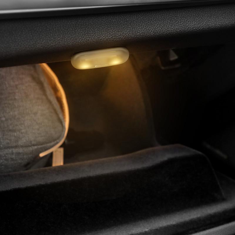 Лампа в автомобиль Baseus Capsule Car Interior Lights (2PCS/Pack) - Купить в Украине за 249 грн - изображение №3