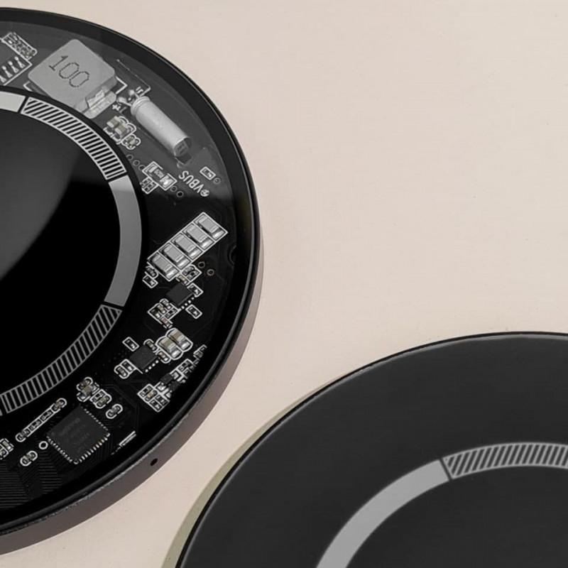 Беспроводное ЗУ Baseus Simple Magnetic 15W - Купить в Украине за 849 грн - изображение №7