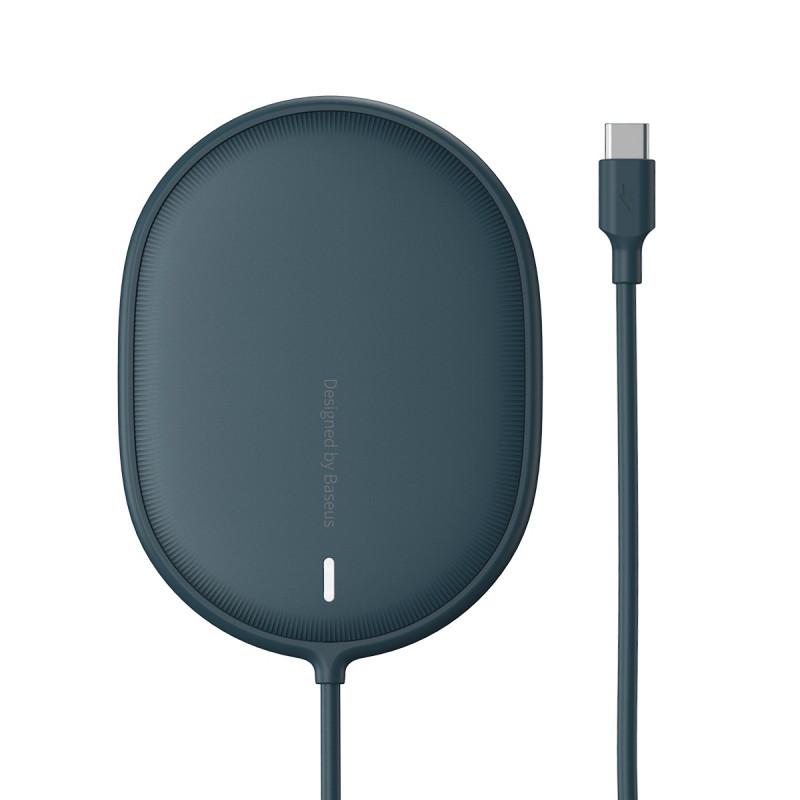 Беспроводное ЗУ Baseus Light Magnetic 15W - Купить в Украине за 719 грн - изображение №11