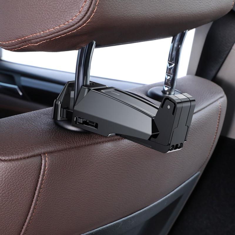 Автодержатель Baseus Backseat Vehicle Phone Hook - Купить в Украине за 219 грн - изображение №3