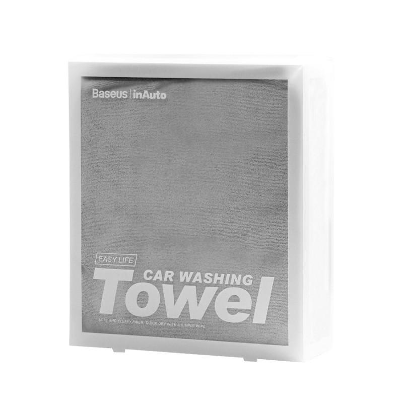 Микрофибра Baseus Easy life car washing towel (60*180cm) - Купить в Украине за 439 грн - изображение №2