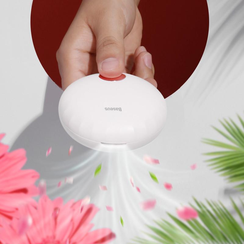 Ароматизатор Baseus Flower Shell Portable Diffuser - Купить в Украине за 299 грн - изображение №4