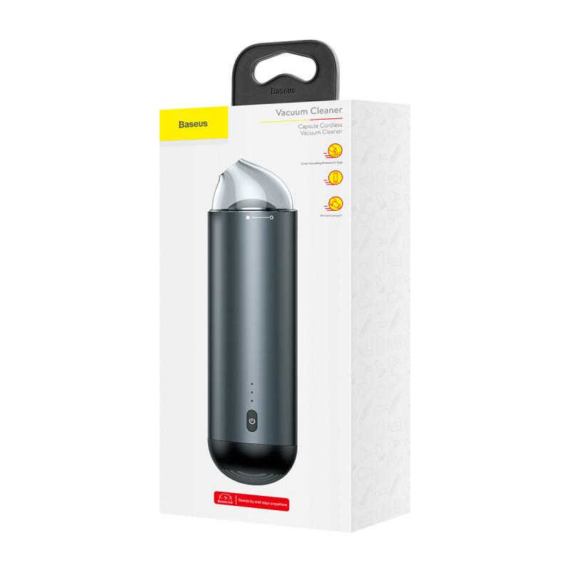 Портативный Пылесос Baseus Capsule Cordless Vacuum Cleaner - Купить в Украине за 1369 грн - изображение №2