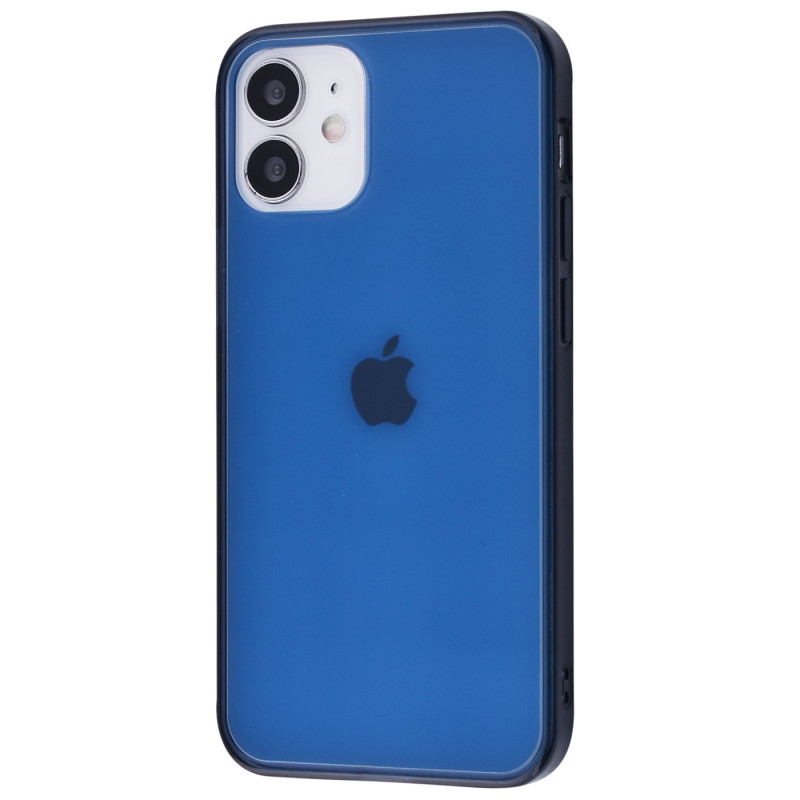 Baseus Frosted Glass Protective Case iPhone 12 mini - Купить в Украине за 629 грн - изображение №4