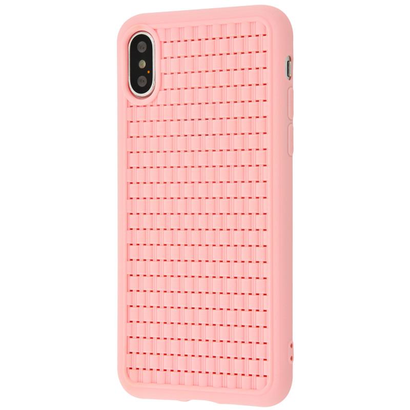 Baseus BV Weaving case 2 Generation iPhone Xs Max - Купить в Украине за 297 грн - изображение №4