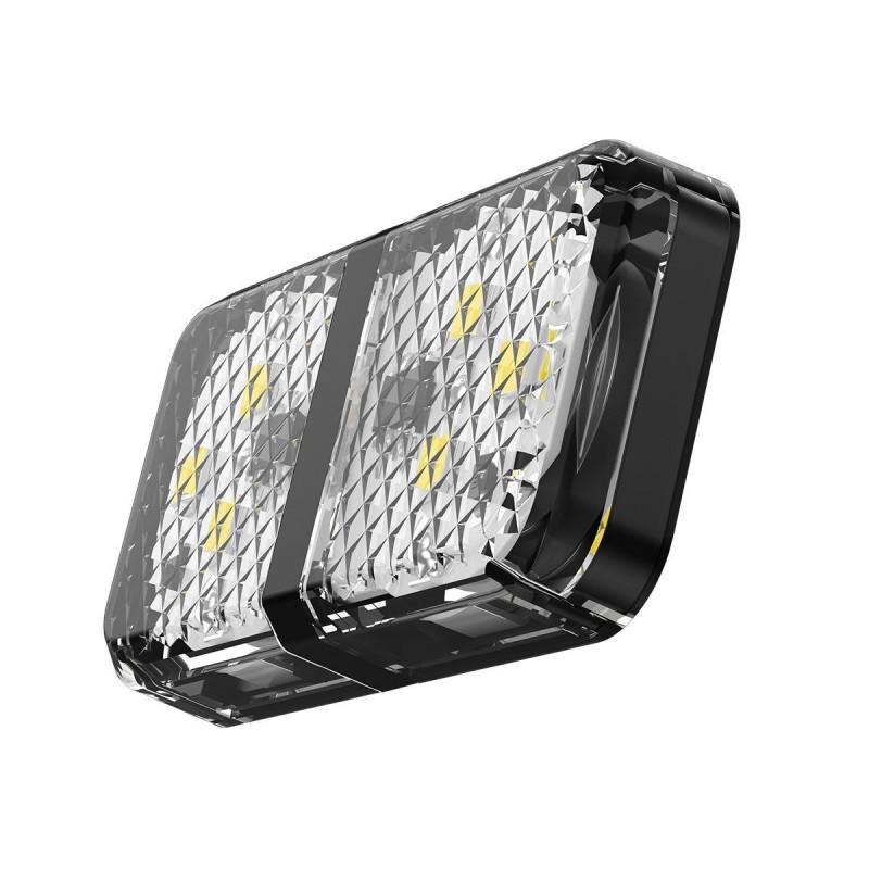 Дверная Автомобильная Лампа Baseus Warning Light (2pcs/pack) - Купить в Украине за 219 грн - изображение №6