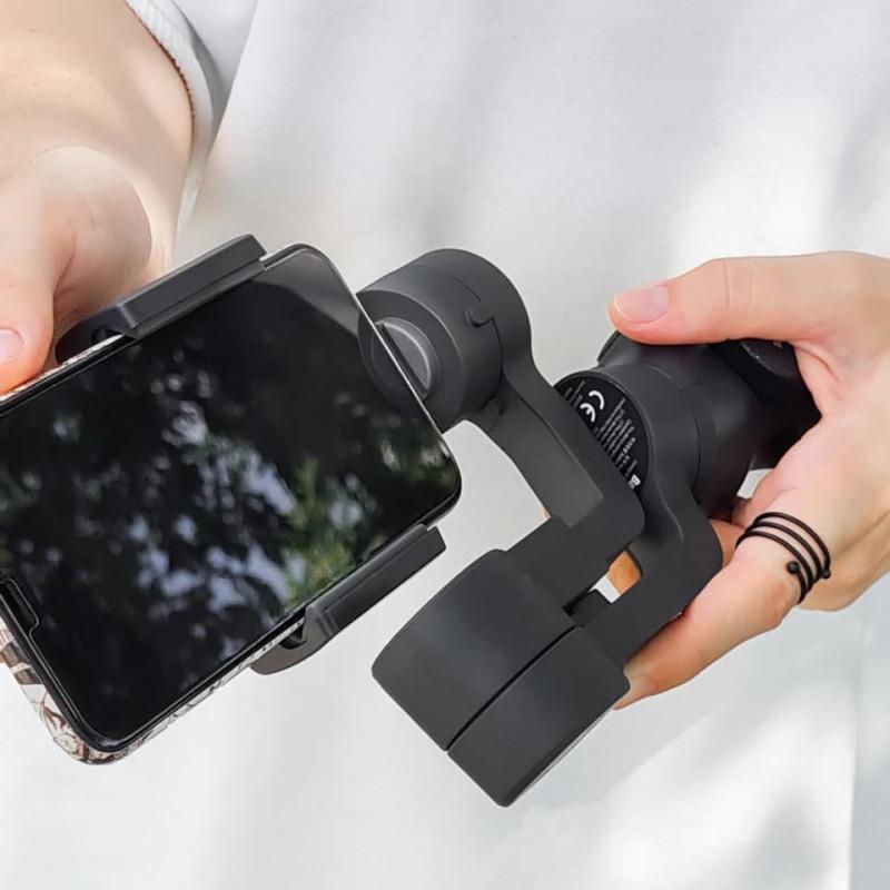 Стедикам Baseus Handheld Gimbal Control - Купить в Украине за 2399 грн - изображение №4