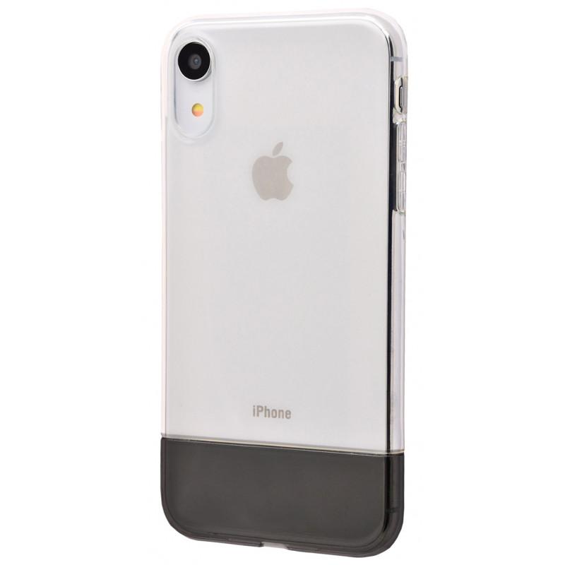 Baseus Half to Half soft Case (TPU) iPhone Xr - Купить в Украине за 320 грн - изображение №4