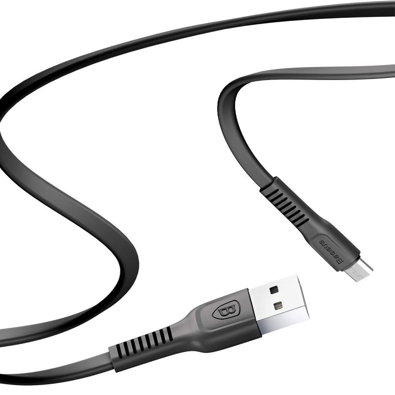 Кабель Baseus Tough Series Micro USB 2.0A (1m) - Купить в Украине за 139 грн - изображение №8
