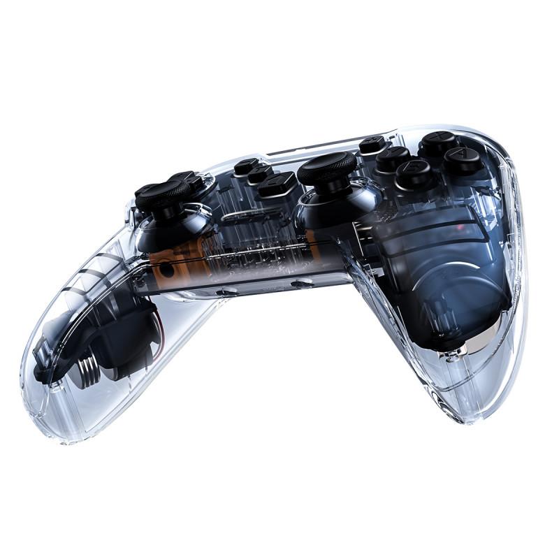Игровой Контроллер Baseus SW Motion Sensing Vibrating Gamepad - Купить в Украине за 1019 грн - изображение №7