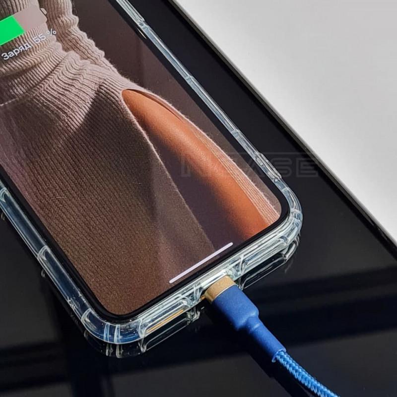 Кабель Baseus Cafule Micro USB 2.4A (1m) - Купить в Украине за 159 грн - изображение №3