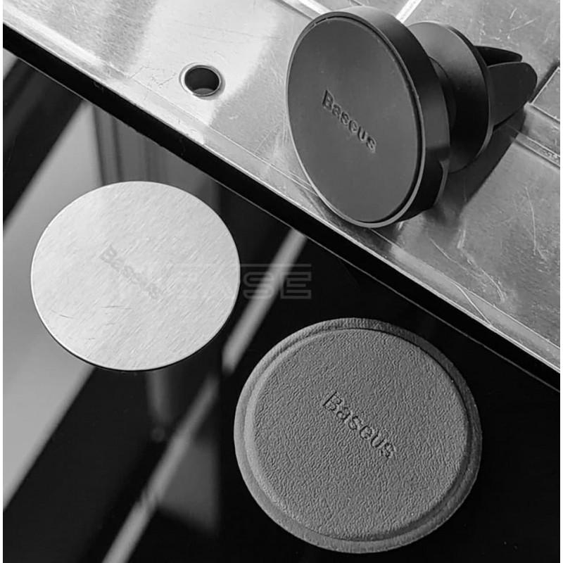 Автодержатель Baseus Small Ears Series Magnetic Suction Bracket Air Outlet Type - Купить в Украине за 279 грн - изображение №5