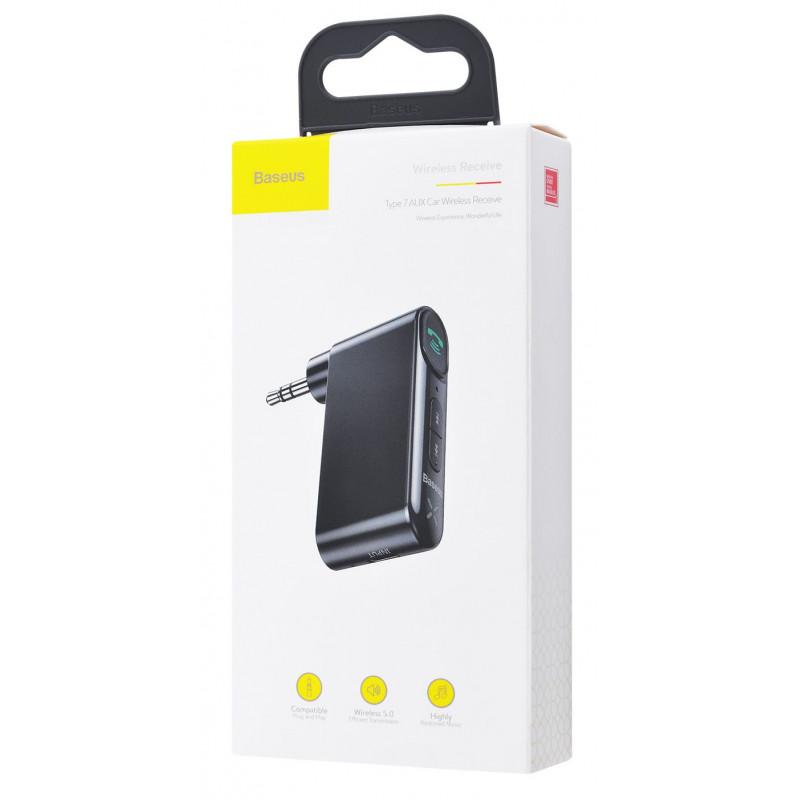 Адаптер AUX Baseus Qiyin Car Bluetooth Receiver - Купить в Украине за 379 грн - изображение №2
