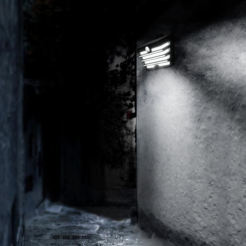 LED Лампа Baseus Energy Collection Series Solar Energy Human Body Induction - Купить в Украине за 699 грн - изображение №3