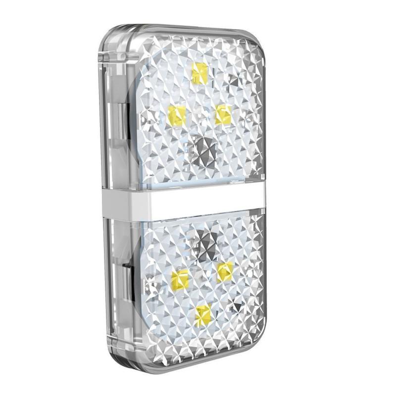 Дверная Автомобильная Лампа Baseus Warning Light (2pcs/pack) - Купить в Украине за 219 грн - изображение №8