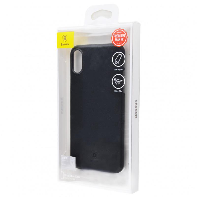 Baseus Wing Case ultra slim (PC) iPhone X/Xs - Купить в Украине за 165 грн - изображение №2