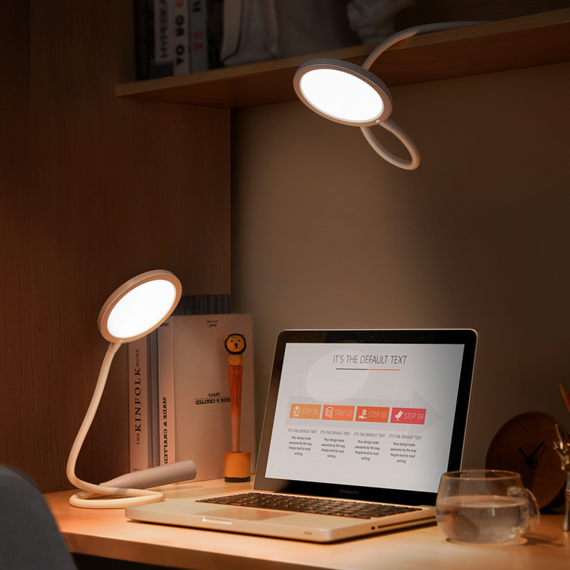 LED лампа Baseus Comfort Reading Hose Desk - Купить в Украине за 669 грн - изображение №3