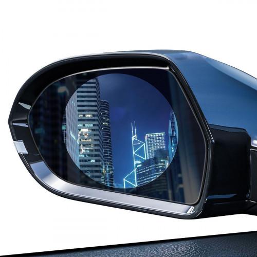 Купить Водооталкивающая Пленка Baseus 0.15mm for Car Rear-View Mirror Oval (135*95mm) — Baseus.com.ua