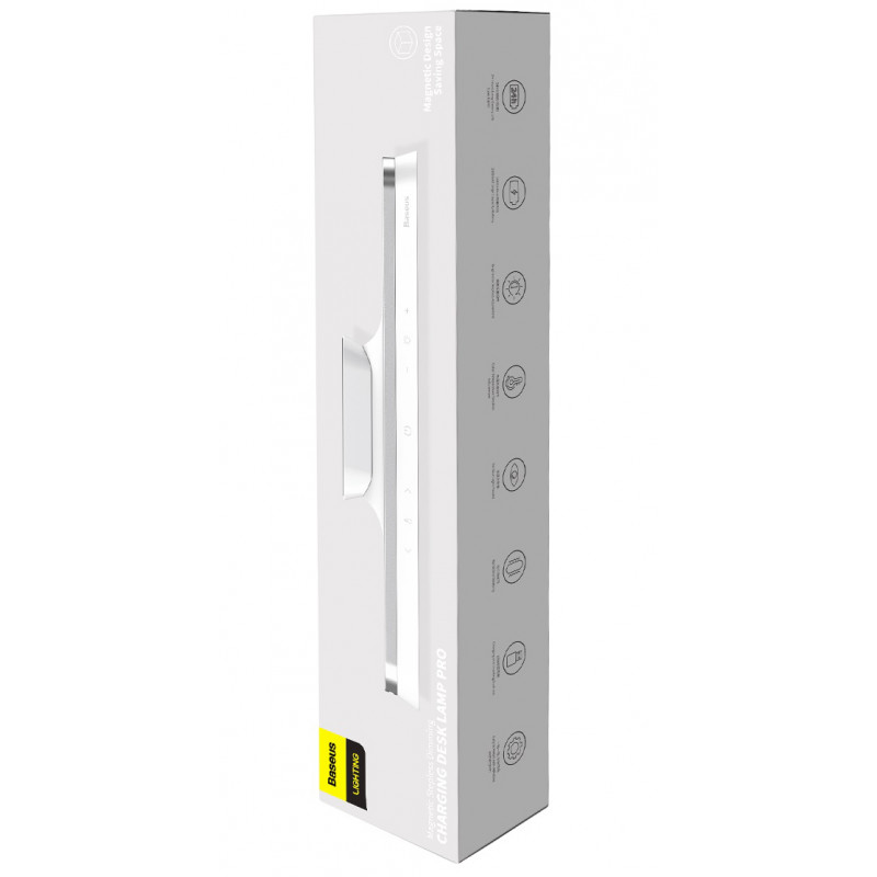 LED лампа Baseus Magnetic Stepless Dimming PRO - Купить в Украине за 649 грн - изображение №2