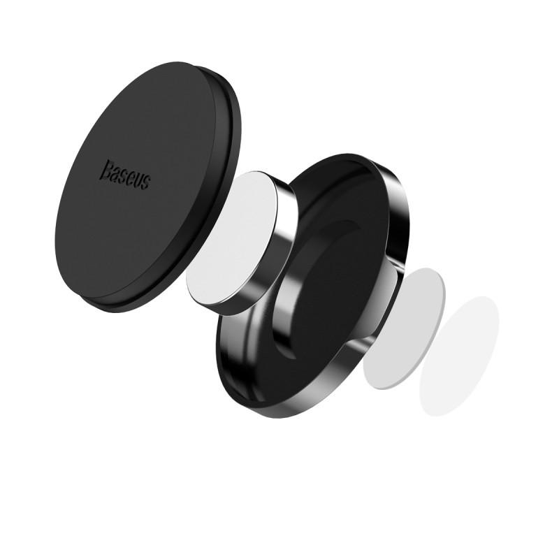 Автодержатель Baseus Small Ears Series Magnetic Suction Bracket Flat Type - Купить в Украине за 209 грн - изображение №7