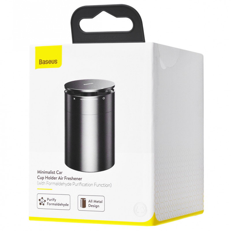 Ароматизатор Baseus Minimalist Car Cup Holder Air Freshener (Cologne) - Купить в Украине за 599 грн - изображение №2