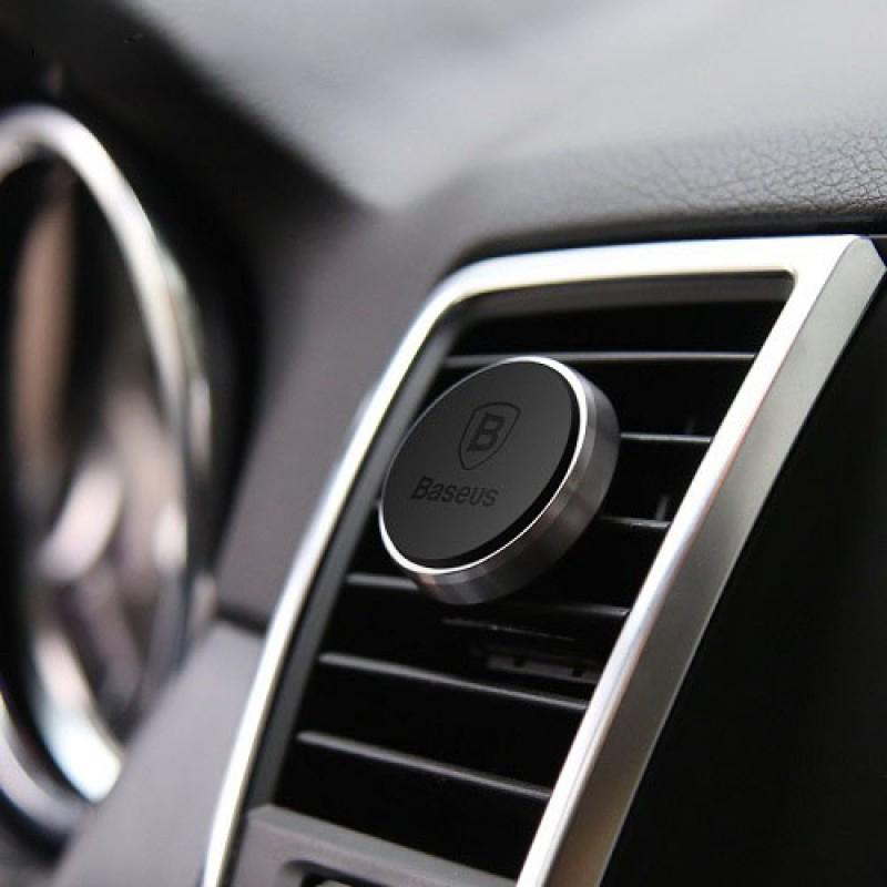 Автодержатель Baseus Magnet Car Mount - Купить в Украине за 249 грн - изображение №4