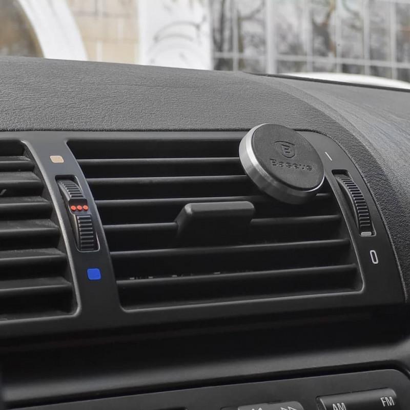 Автодержатель Baseus Magnet Car Mount - Купить в Украине за 249 грн - изображение №3