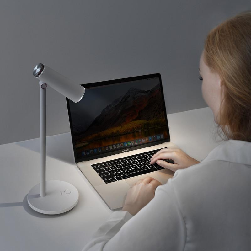 Настольная лампа Baseus I-Wok Series Office Reading Desk Spotlight - Купить в Украине за 809 грн - изображение №3