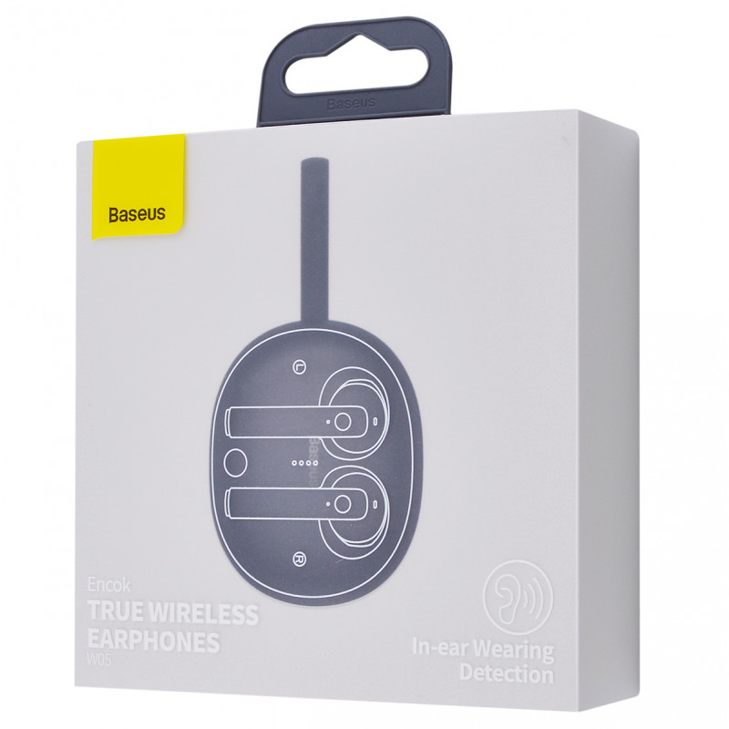 Наушники Baseus W05 TWS - Купить в Украине за 1449 грн - изображение №2