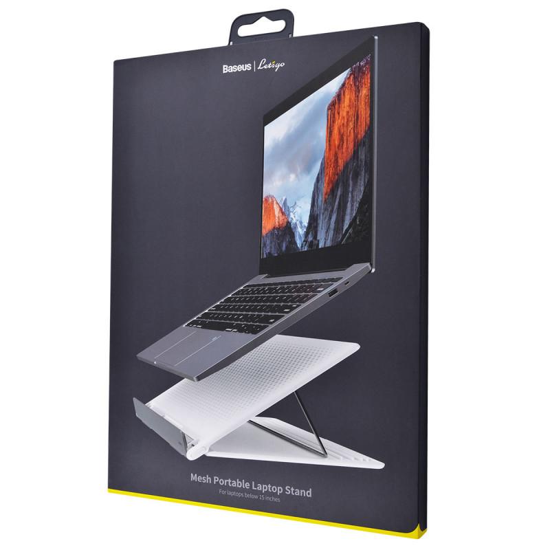 Подставка для ноутбука Baseus Let''s go Mesh - Купить в Украине за 649 грн - изображение №2