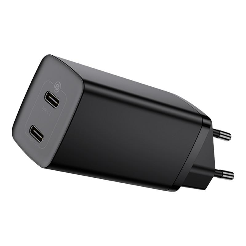 СЗУ Baseus GaN2 Lite Quick Charger 65W (2 Type-C) - Купить в Украине за 969 грн - изображение №6
