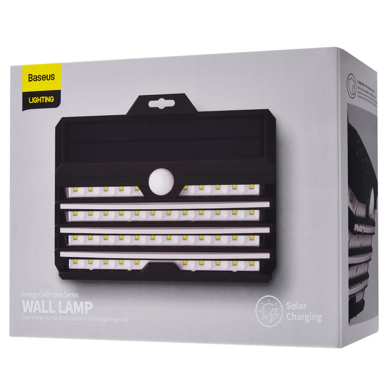 LED Лампа Baseus Energy Collection Series Solar Energy Human Body Induction - Купить в Украине за 699 грн - изображение №2