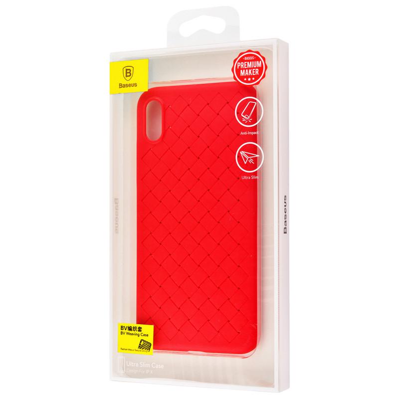 Baseus BV Weaving Case iPhone X - Купить в Украине за 297 грн - изображение №2