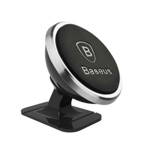 Купить Автодержатель Baseus 360-degree Rotation Magnetic Mount Paste Type — Baseus.com.ua