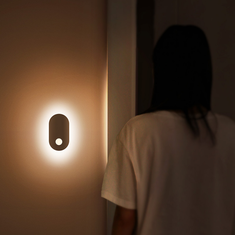 Светильник ночник Baseus Sunshine Series Human Body Induction - Купить в Украине за 499 грн - изображение №3