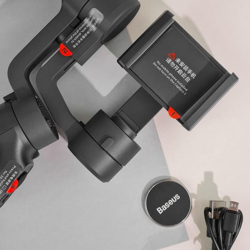 Стедикам Baseus Handheld Gimbal Control - Купить в Украине за 2399 грн - изображение №6